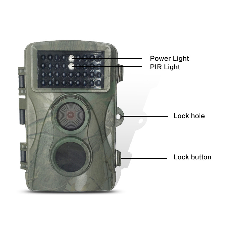 5.0MP Digital Trail Camera for Hunting