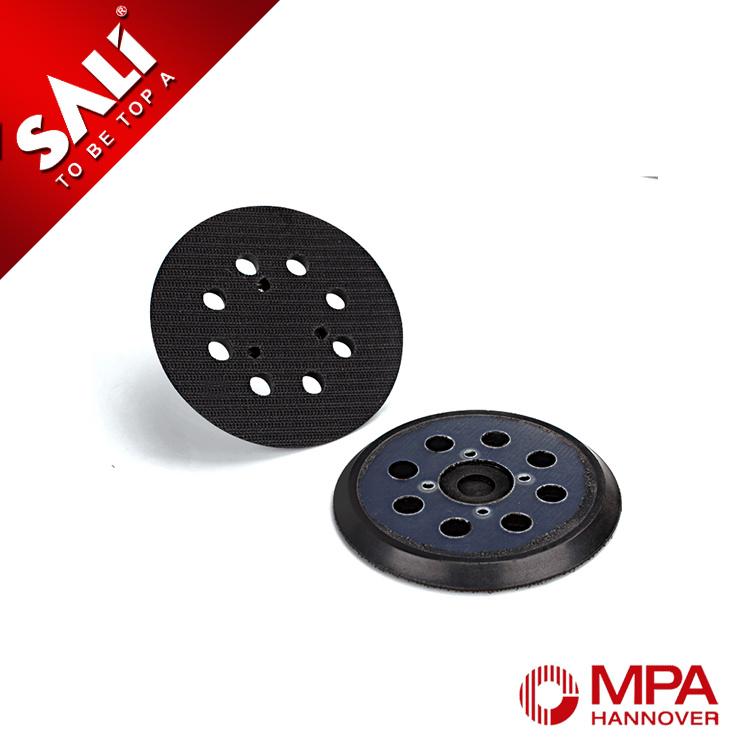 Top a Quality Sanding Magic Tape Rubber Disc Polishing Backing Pad M14*2