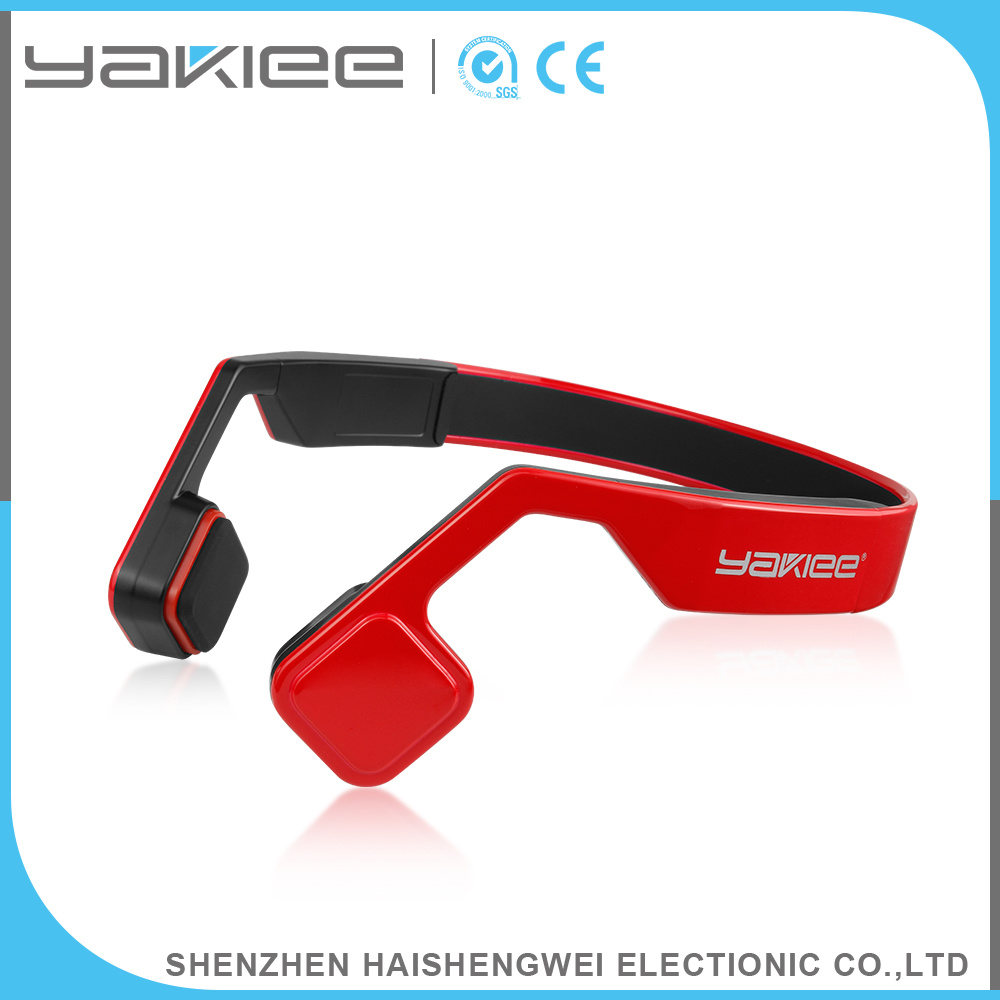 High Sensitive Bone Conduction Bluetooth Headset Wireless Headphone