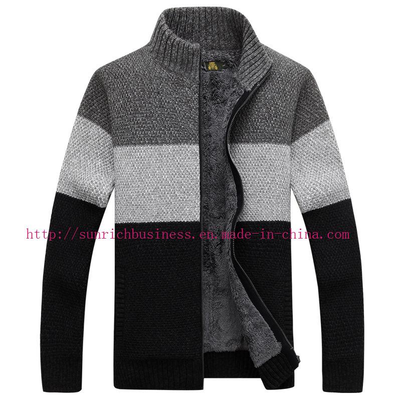 Men′s Winter Sweater or Knitwear (262-1)