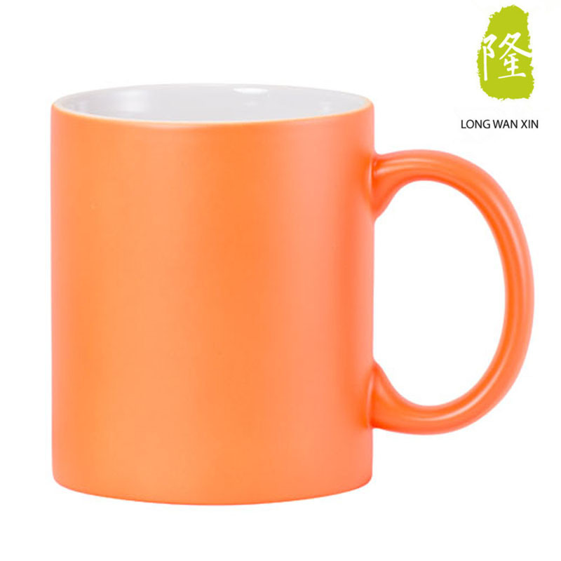 Newly Product Shinning Color Ceramic Coffee Mug