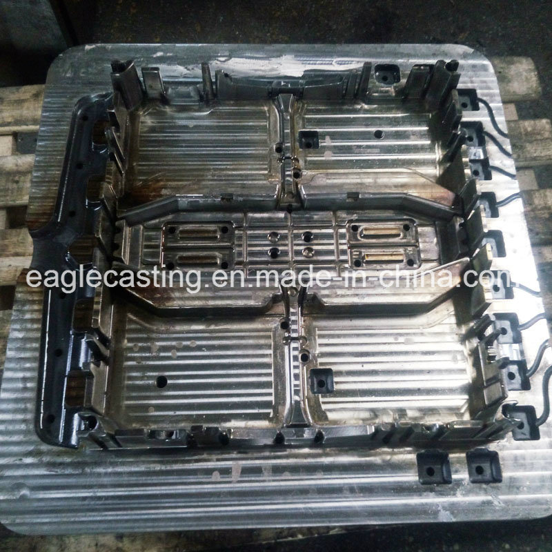 630 Ton Die Casting Tooling for LED Display Bracket