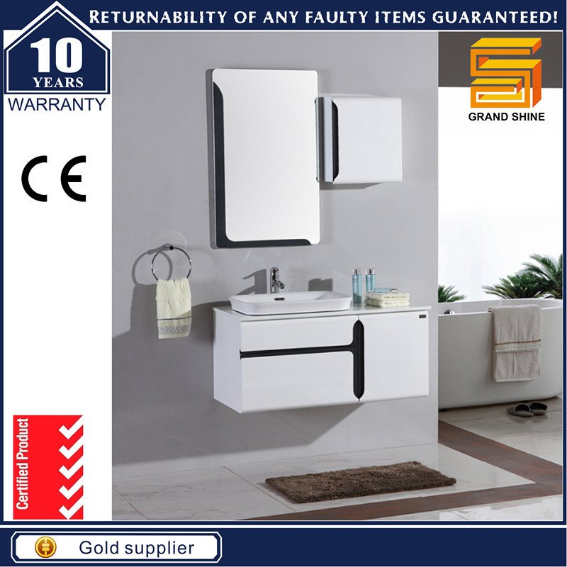 High Quality MDF Wall Mounted Sanitary Ware Bathroom Cabinet
