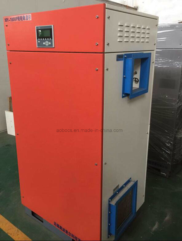 Desiccant Wheel Dehumidifier with Silica Gel Rotor