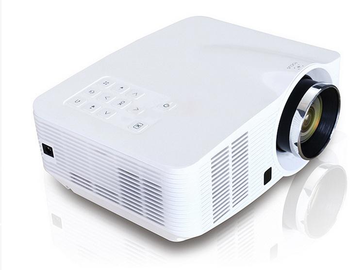 Yi-3018 HD Multifunction LCD WiFi Projector