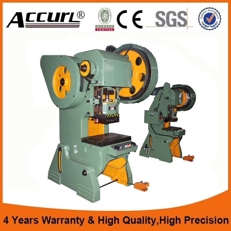 Mechanical Punch Press, Mechanical Punching Machine, Eccentric Punching Press