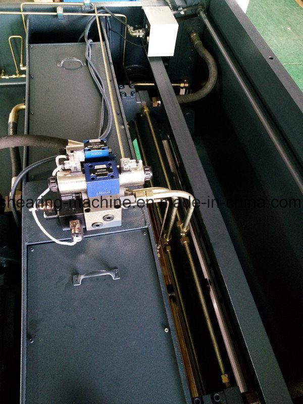 Jsd Wc67k-100t*3200 Sheet Metal Hydraulic Folding Machine
