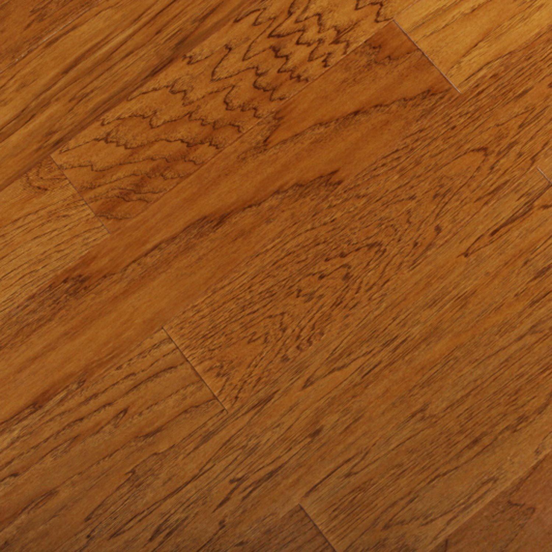 Hickory Wood Engineer Wood Flooring Wholesale