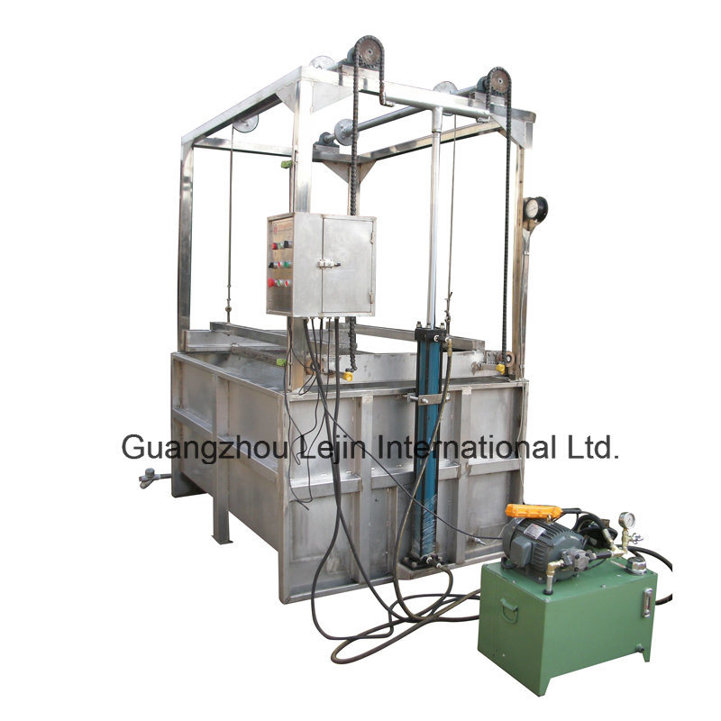 Knitted Garment / Hank Yarn Hanging Dyeing Machine/Washing Machine