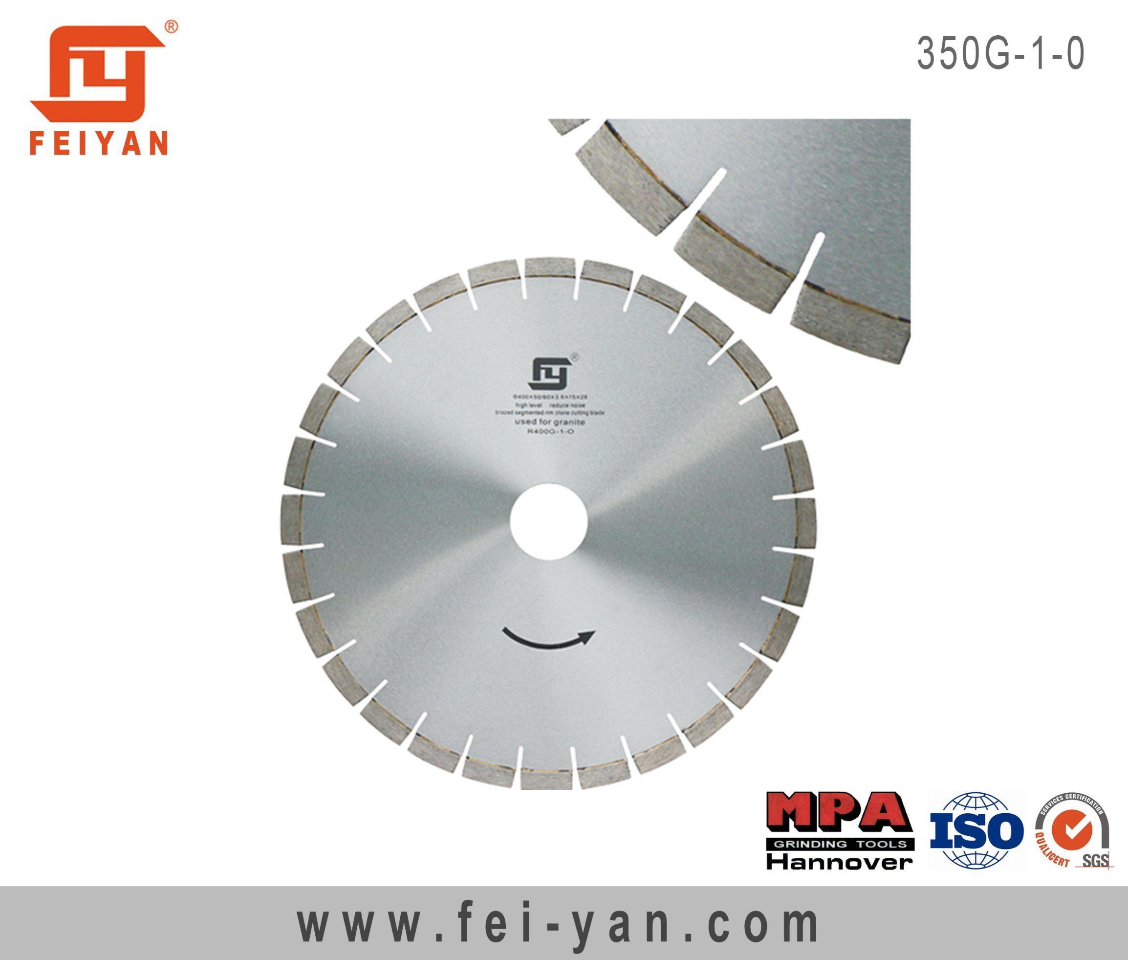 Diamond Saw Blade for Granite- Standard Quality