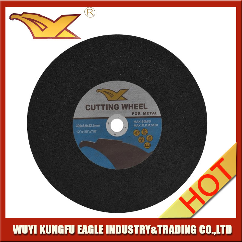 "12"" 300X3X25.4mm T41 Multi-Purpose Cutting Disc"