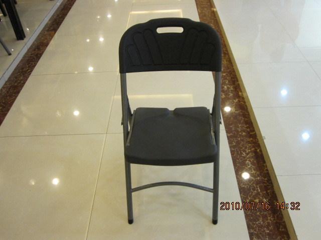 HDPE White Folding Chair Wedding Garden Chair