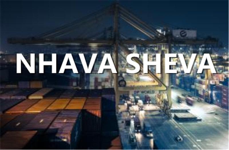 Shipping From Qingdao, China to Nhava Sheva, India