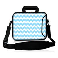 "Huado 17"" 17.3"" Neoprene Laptop Bag Sleeve Case +Shoulder Strap"