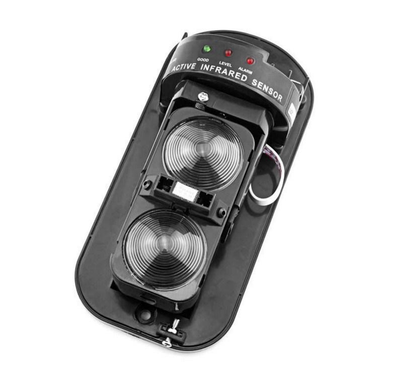 2 Beams Wireless Digital Active IR Detector