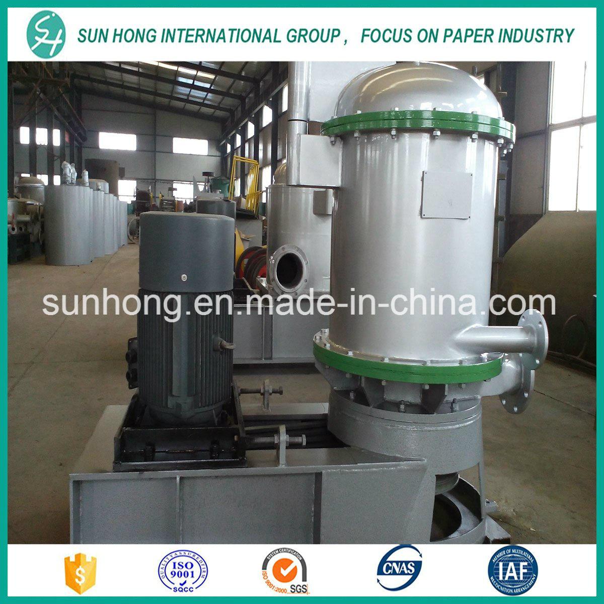 High Quality Paper Machine Pressure Screen