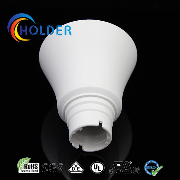 A60 LED Cup for 10W Metallized PBT with Steps