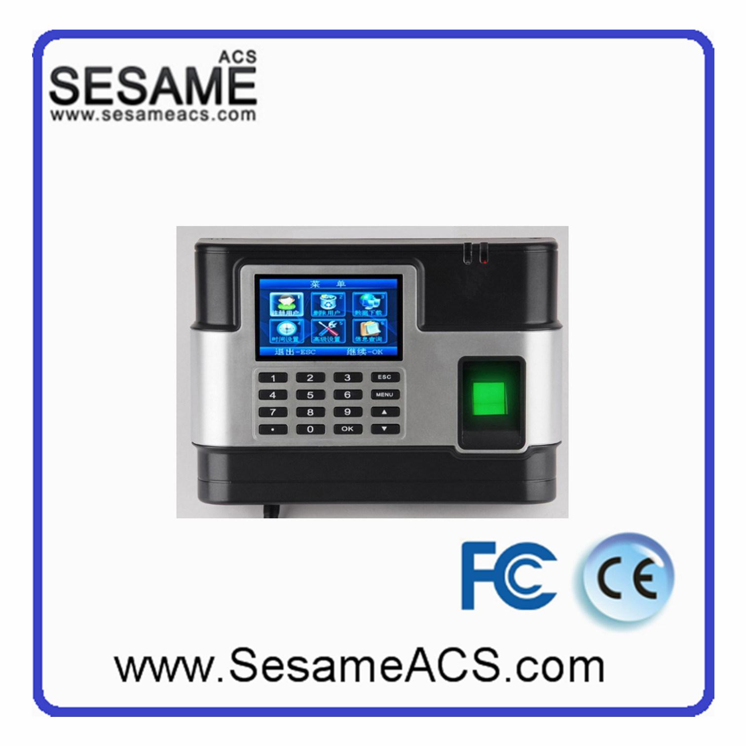 Hot Sale Biometric Fingerprint Time Attendance (SXL-33)