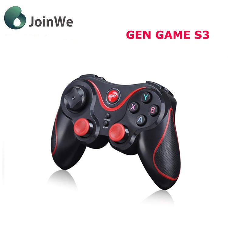 Gen Game S3 Wireless Bluetooth Gamepad Bluetooth Joystick Gaming Controller