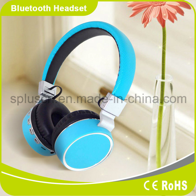 Factory Wholesale Bluetooth 4.1 Wireless Bluetooth Headphone Without Wire, Stereo Bluetooth Headset
