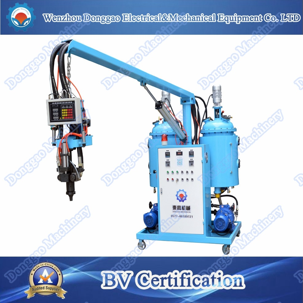 Two Component Polyurethane Thermal Insulation Foaming Machine