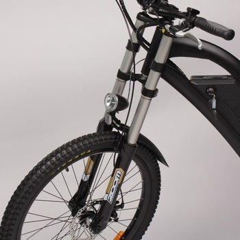 China Manufacturer Alu Alloy Electric Mountain Bike