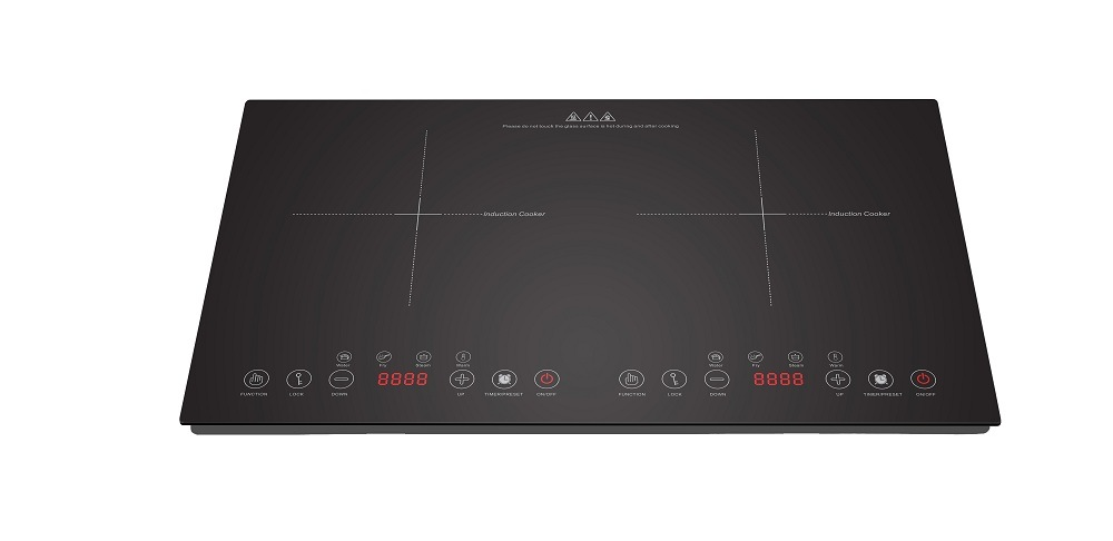 2 burner ETL 120V induction cooker for USA Market