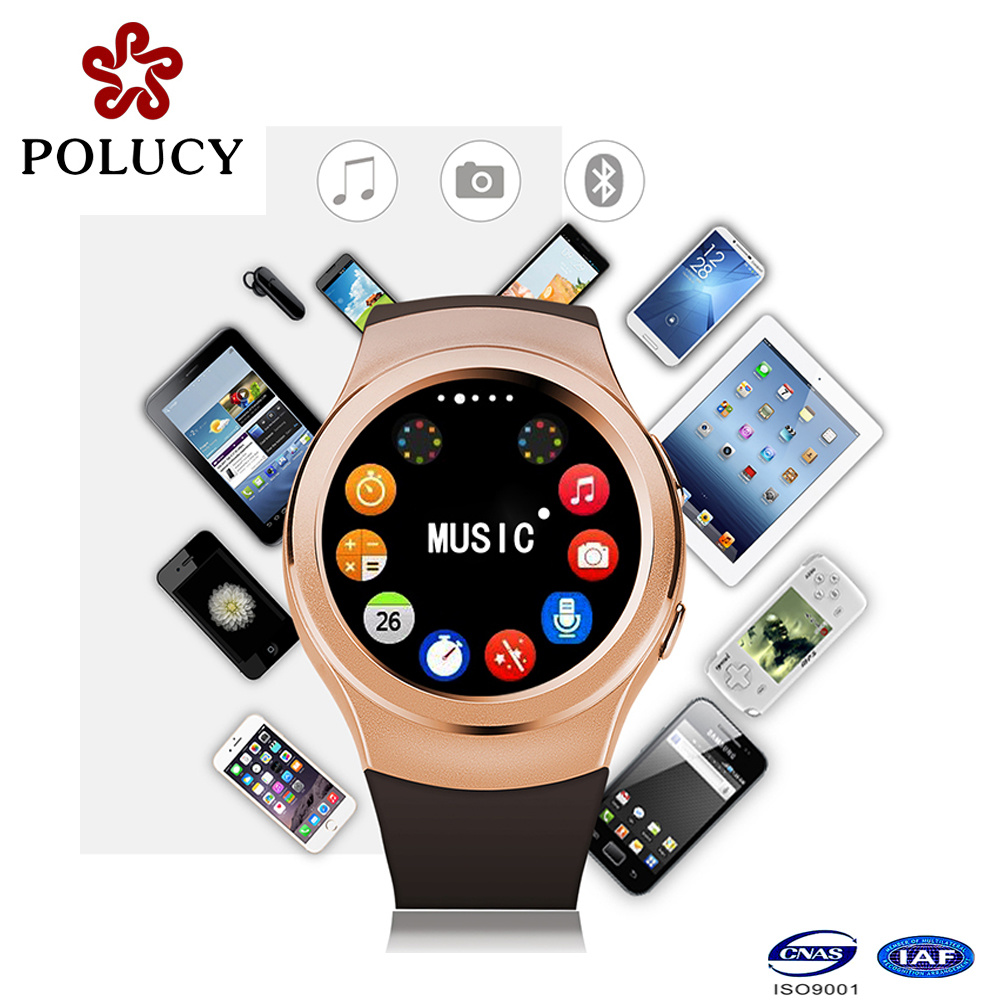 Sports Wristband Fashion Watches Call Message Reminder Pedometer Smart Watch