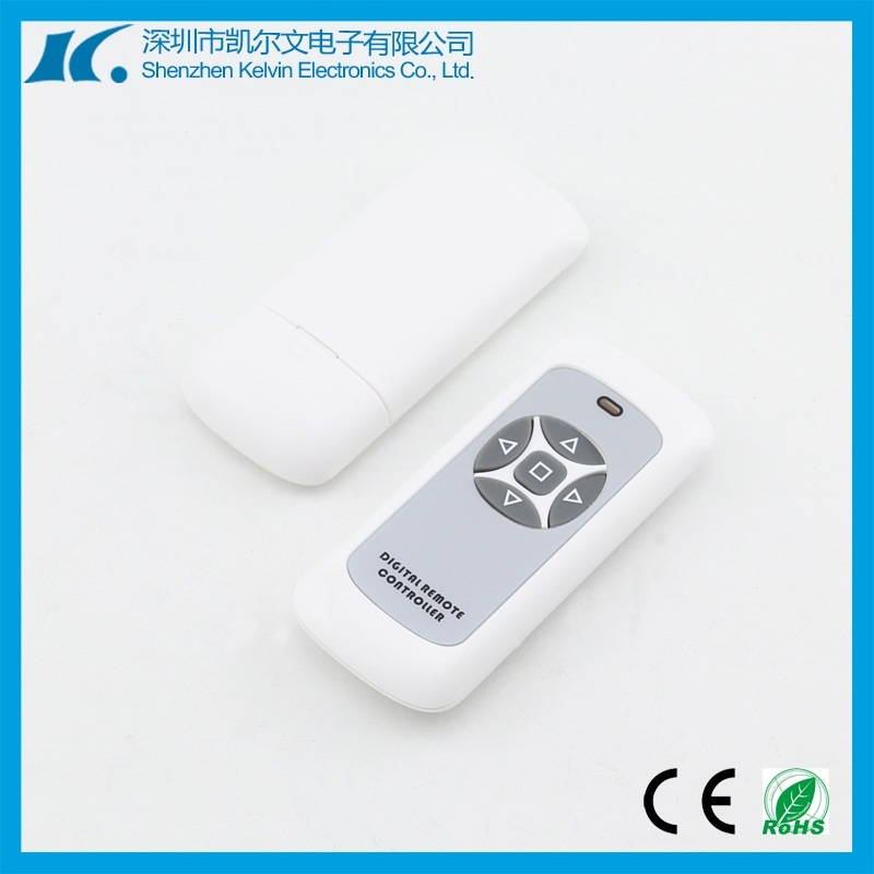 433.92MHz Attractive Universal Wireless RF Remote Control for Gate/Door