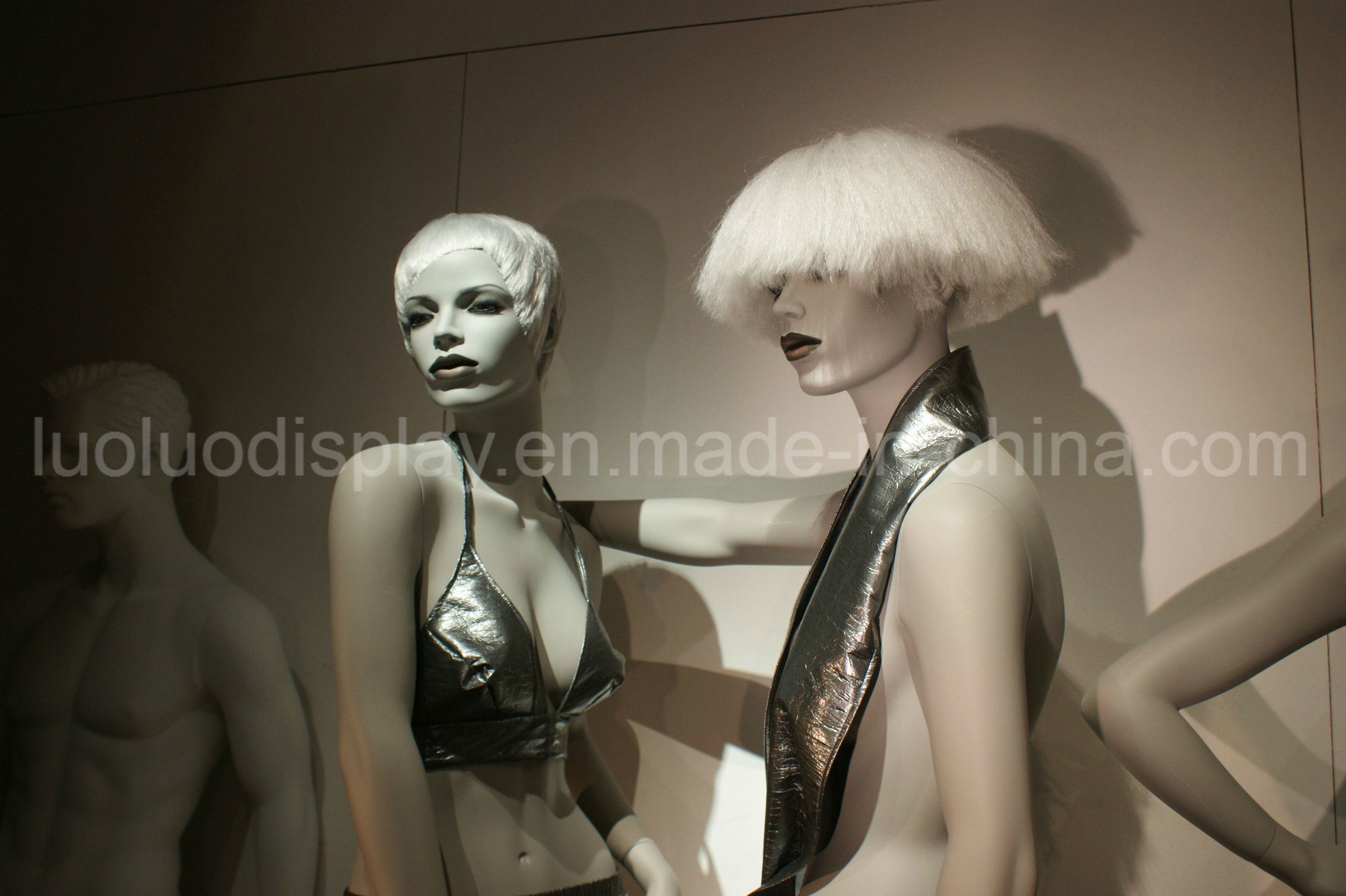 Attract Female Mannequins for Evening Dress