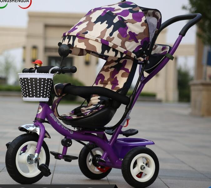 Children Tricycle Toy Cars for Kids to Drive