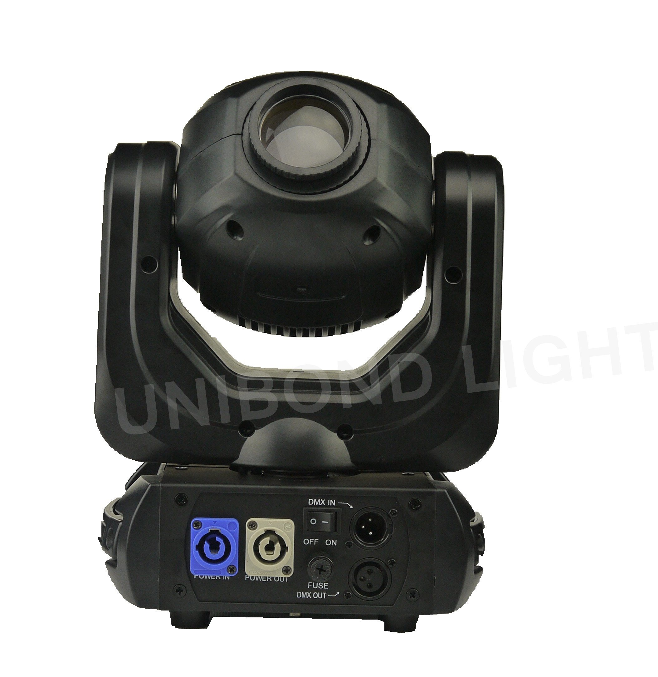 Mini 40W LED Moving Head Gobo Effect Spot Light
