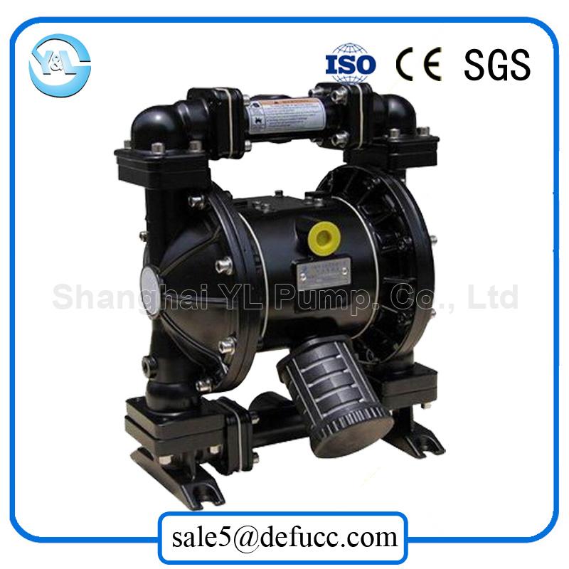 Air Driven Industrial Water Diaphragm Aluminum Alloy Pump