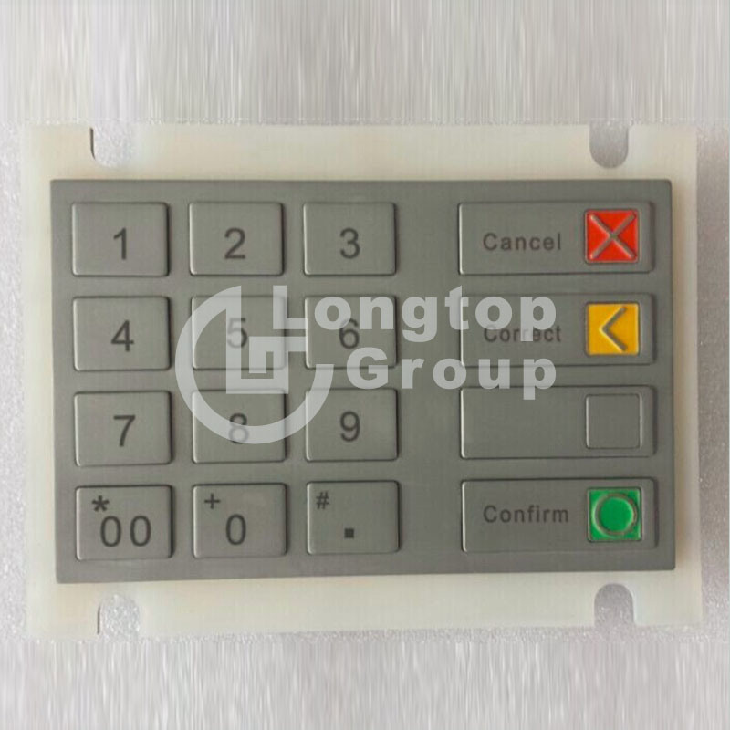 Wincor ATM Parts EPP V5 Keyboard for with Multi Language