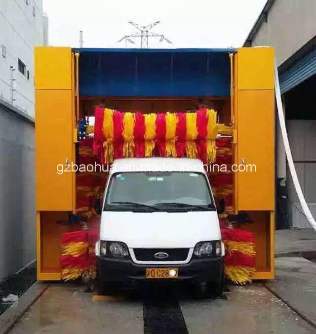 Baohua/Cheap Automatic Big Van Washing Machine/Vehicle Wash Equipment/ Car Automatic Washing Equipment Machine