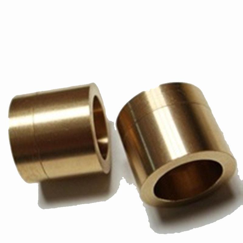 Precision Centrifugal Casting Parts Brass Bushing