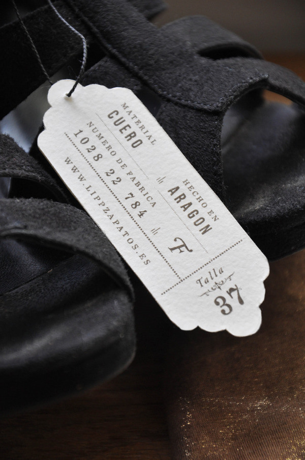 Customization Well-Designed Good Texture Hang Tag for Clothing