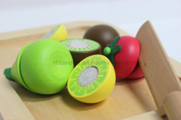 Wooden Cutting Fruits Toy