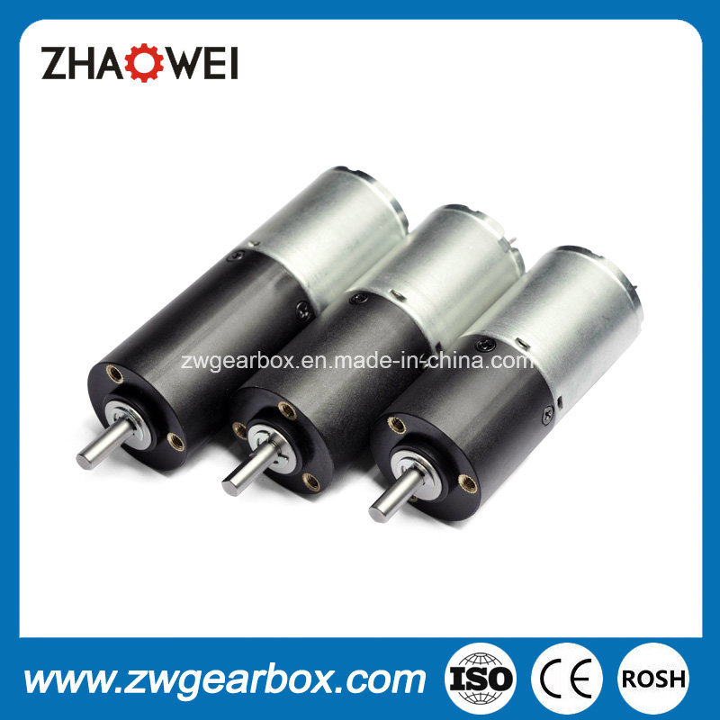 High Torque Low Speed 12V 24mm DC Geared Motor