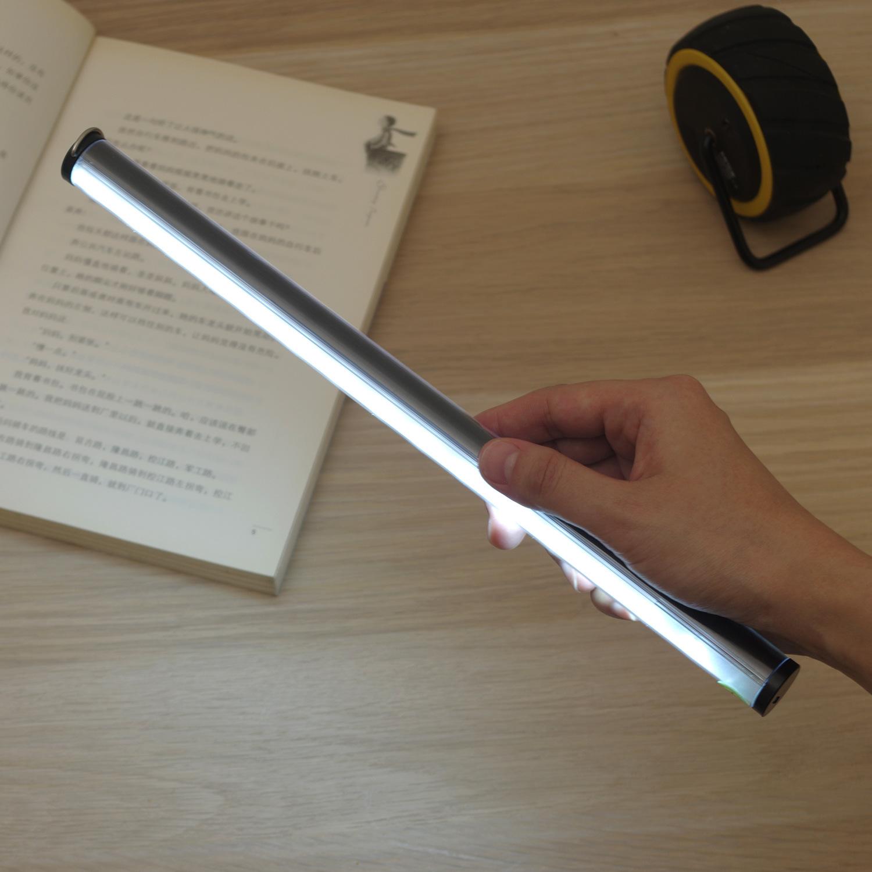 Portable Camping LED Lamp USB Charging Sensor Touch Night Light