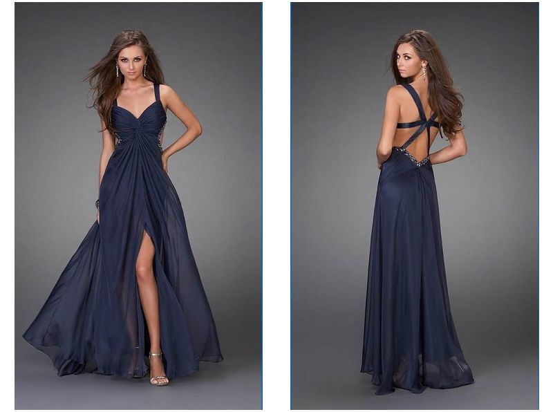 Formal Evening Wear Dresses - Holiday Dresses