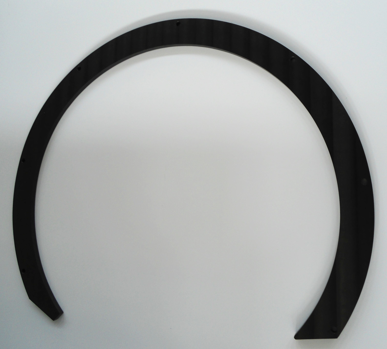 Customized POM Star Wheel