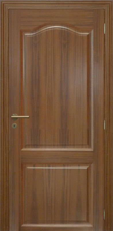 China Teak Veneer Raised Panel Door Sd0203 China Wood