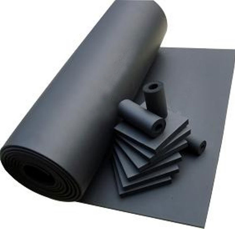 China Pvc Nbr Rubber Plastic Foamed Thermal Insulation