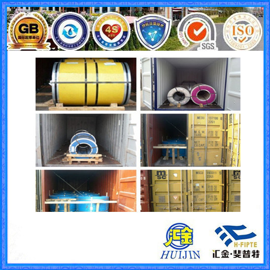 PPGI/Color Coated Steel Coil
