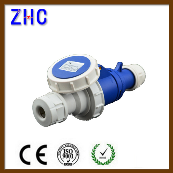 IEC60309-2 CE Approval 220V 3p IP67 Industrial Plug