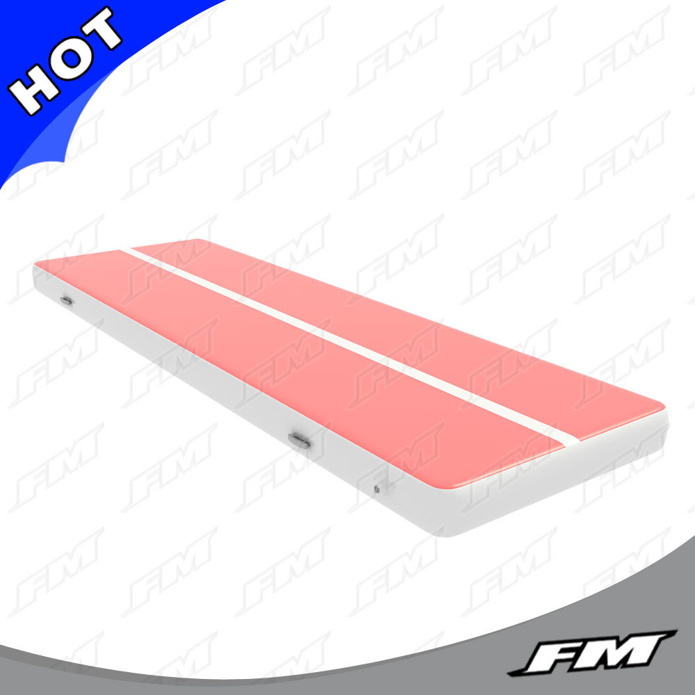 2X15m Durable Air Tumble Track for Gymnastic