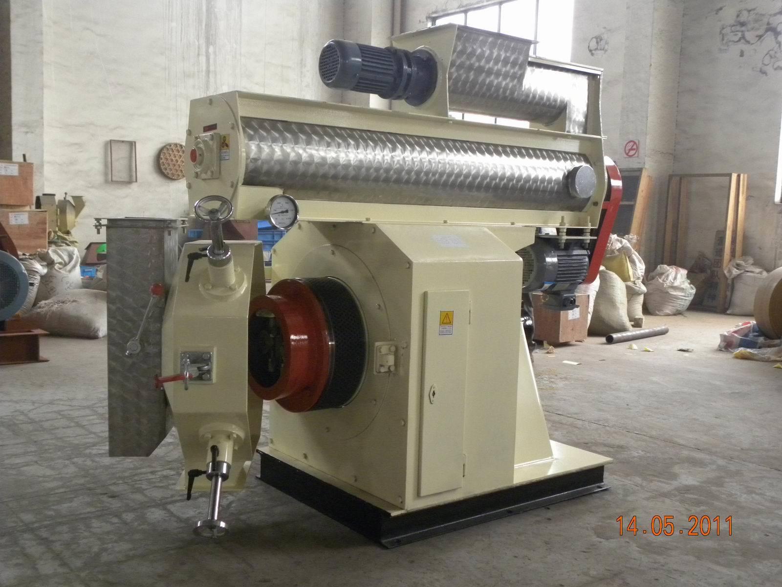 Hkj32 Animal Feed Pellet Mill (HKJ-32)