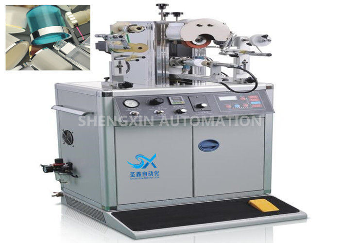 Semi Automatic Hot Foil Stamping Machine for Irregular Shape