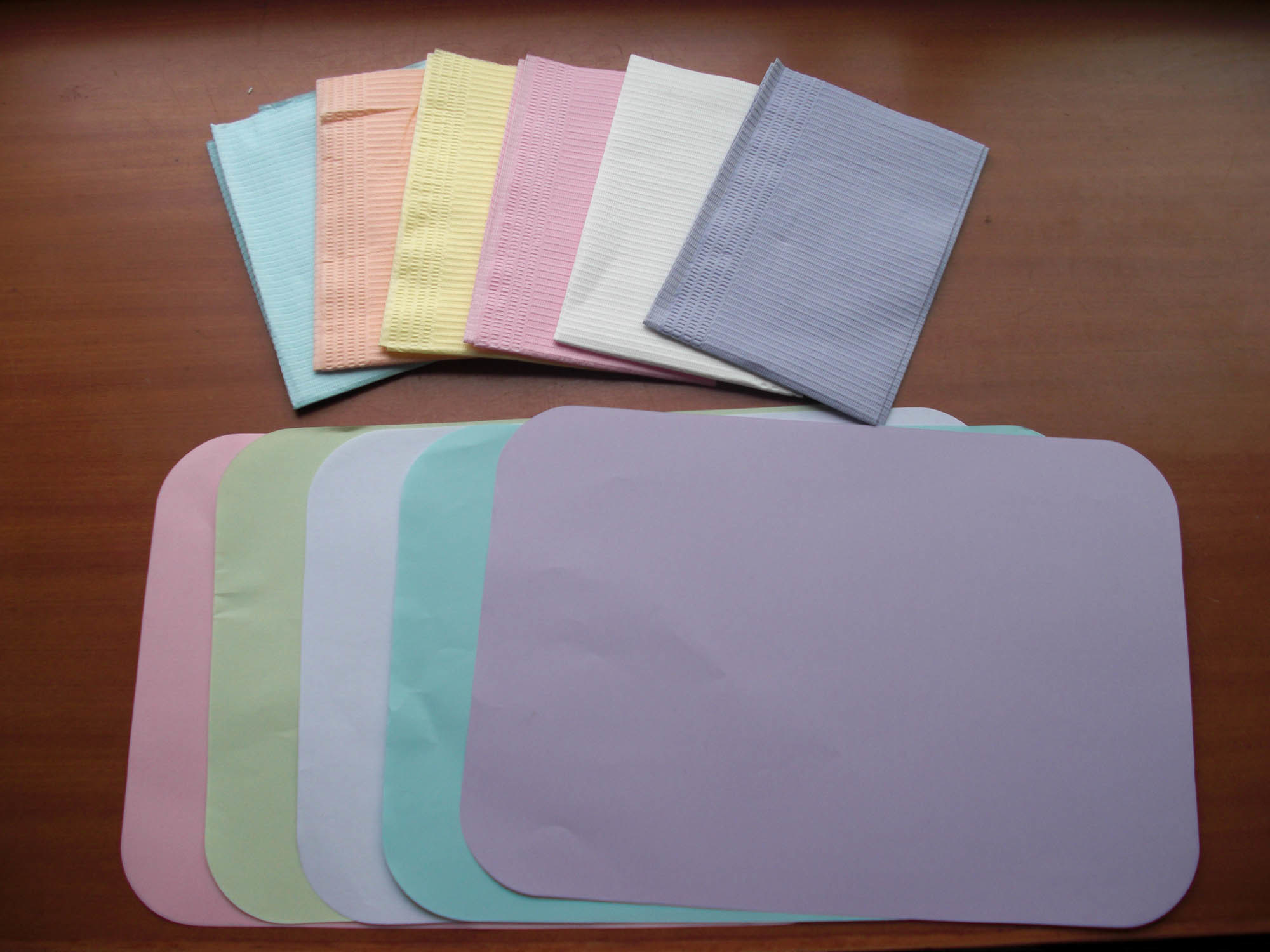 Tray Cover and Medical Bib - CE Approved
